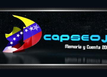 Memoria y Cuenta CAPSEOJ 2007