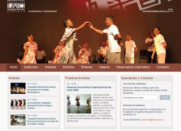 Fundación Compañia Nacional de Danza